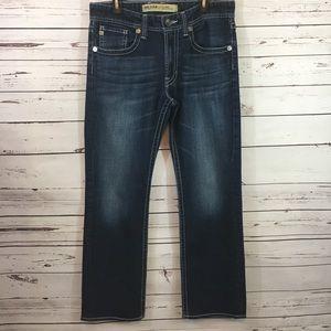 Big Star Pioneer Jeans.